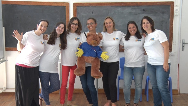 Porquê que a Equipa de Instrutores no Programa Baby Signs® em Portugal é Especial?