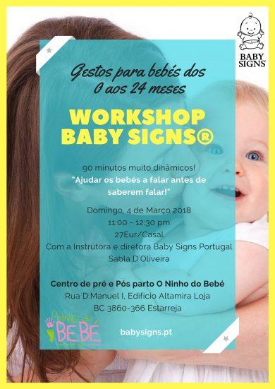 Workshop para pais – Estarreja