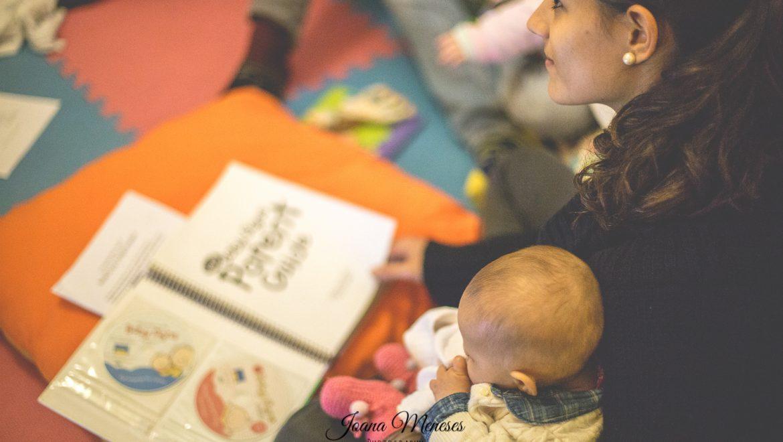 Quando inscrever-me num workshop e começar a usar o Programa Baby Signs® com o meu bebé?