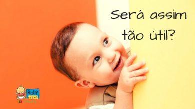 Linguagem Gestual para bebés ouvintes…Será assim tão útil?