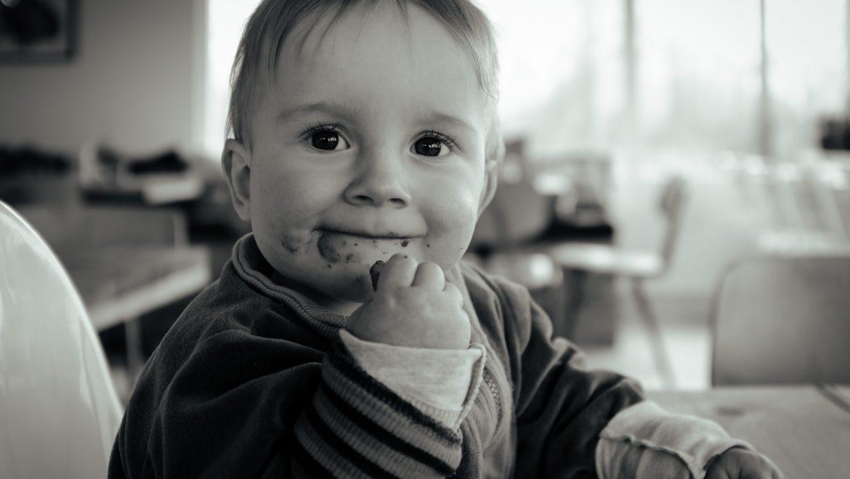 Alimento preferido temperado com Baby Signs®…