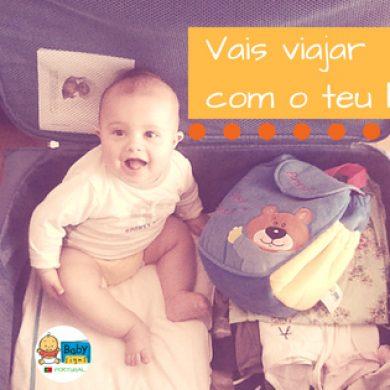 15 Dicas e Informações Úteis Para Quem Viaja de Avião Com Um Bebé