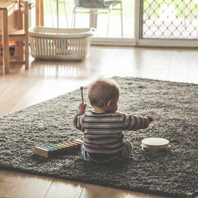 Estratégias para promover a comunicação nos bebés