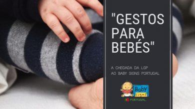 """Reflexão sobre a terminologia """"Língua e linguagem"""" no Programa de Comunicação com bebés: Baby Signs®"""