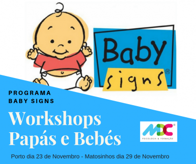 Workshop Papás e Bebés Porto