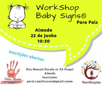 WS Baby Signs® para Pais – ALMADA