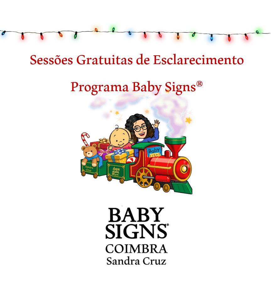 Baby Signs em Coimbra com Sandra Cruz