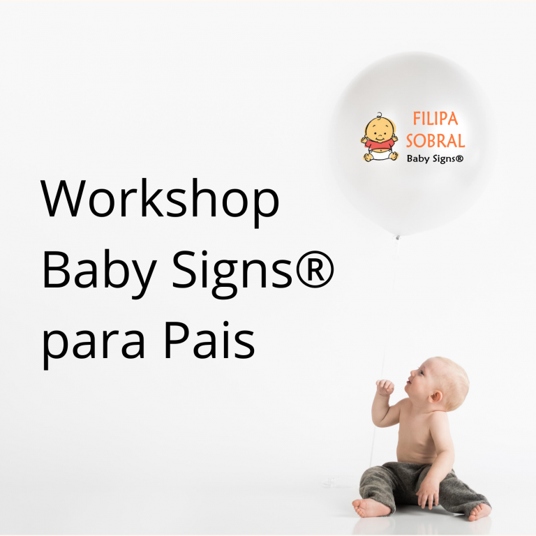 Workshop Baby Signs®️ Pais