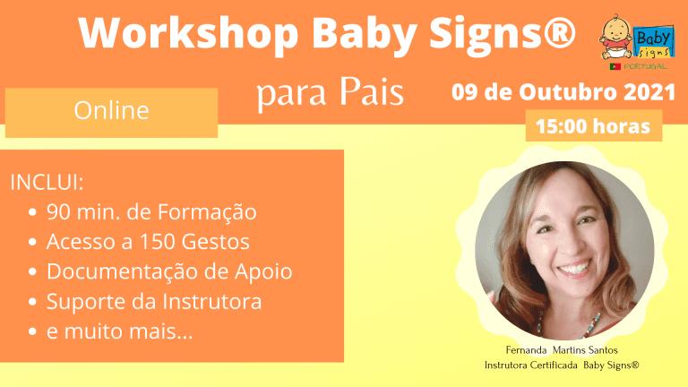 Workshop para Pais